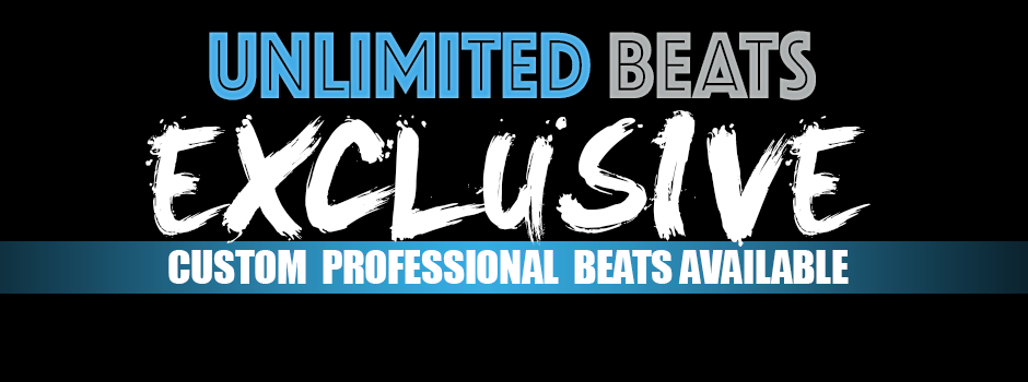 Custom Exclusive Beats Available